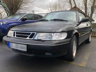 MATHY Erfahrungsbericht Saab 902 Cabrio Benzin-Kur