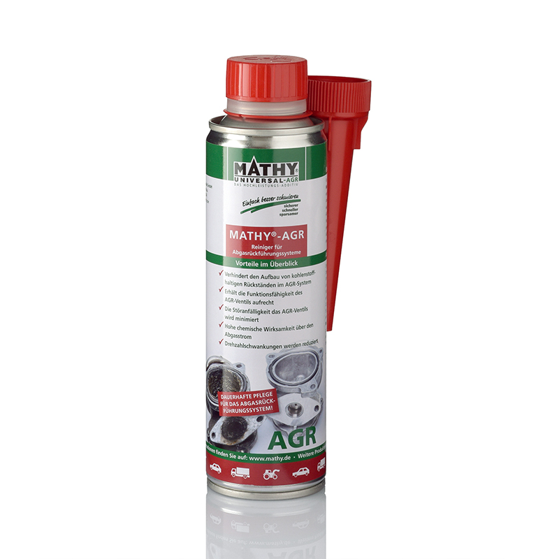 MATHY-AGR Diesel Cleaner for Exhaust Gas Recirculation