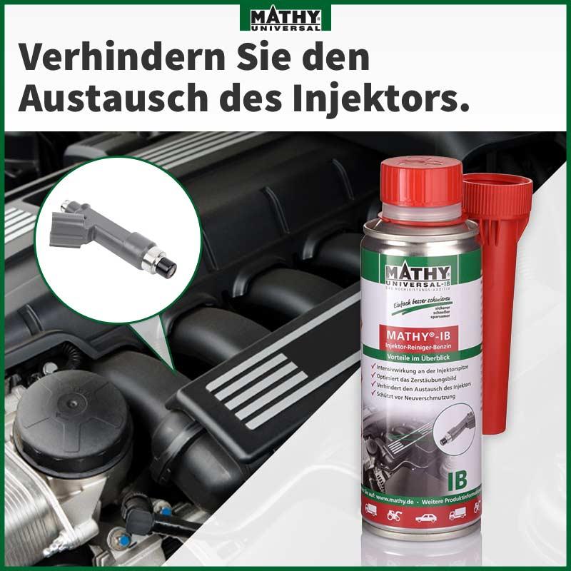 MATHY-IB Injektor-Reiniger Benzin
