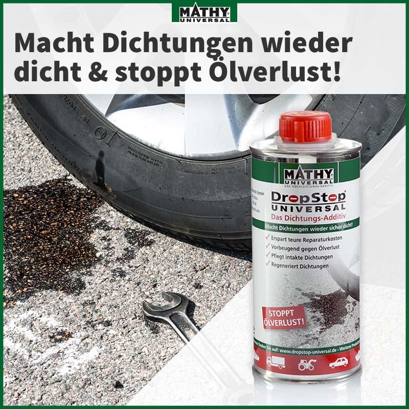 MATHY-DropStop Dichtungs-Additiv