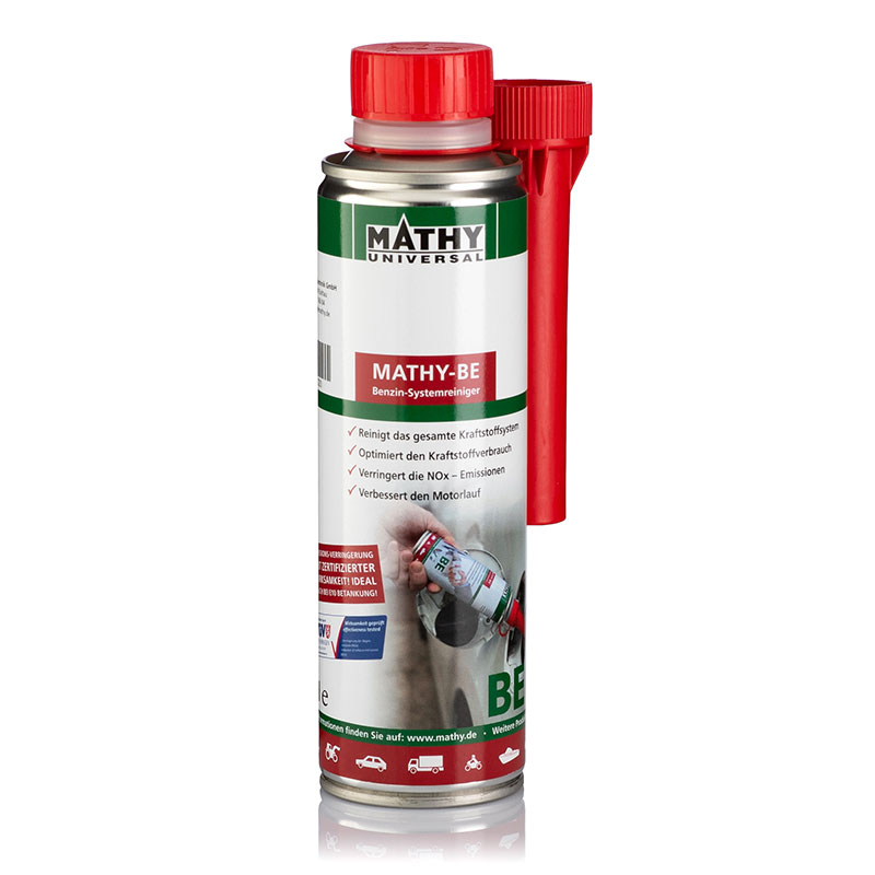 MATHY-BE Gasoline System Cleaner