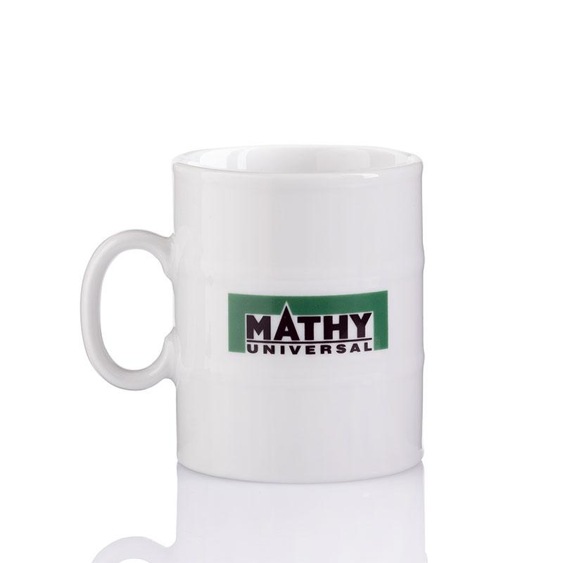 MATHY-Kaffeebecher