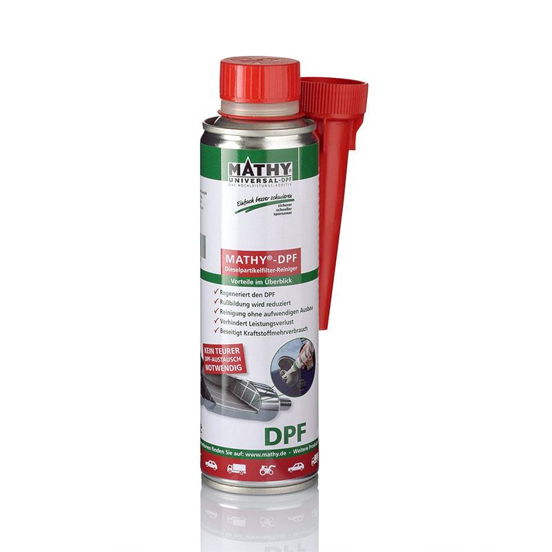 MATHY-DPF Diesel Particulate Filter Cleaner