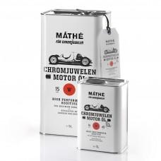 MATHÉ Chromjuwelen Motor Öl 15W40