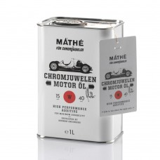 MATHÉ Chrome Jewel Engine Oil 15W-40