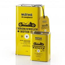 MATHÉ Chromjuwelen Motor Öl 20W50