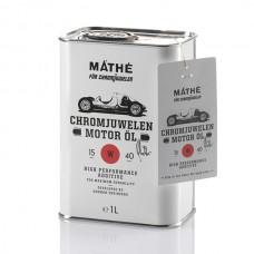 MATHÉ Chrome Jewel Engine Oil 15W-40