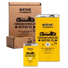 MATHÉ Chromjuwelen Motor Öl 20W50 Set (6,0 l)