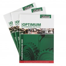 MATHY-Produktkatalog Die Optimum - Broschüre