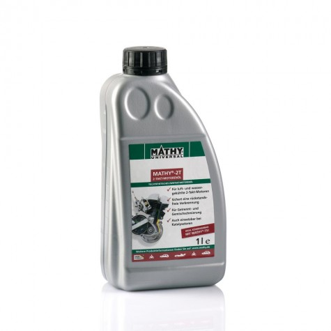 MATHY-2T Two Stroke Engine Oil