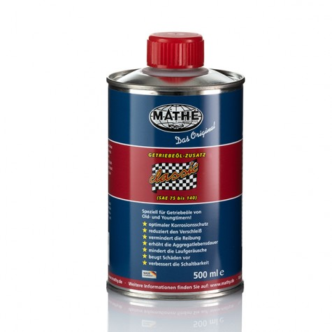 MATHÉ Classic Getriebeöl-Zusatz SAE 75W-140