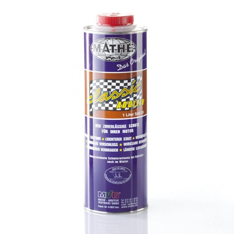 MATHÉ Classic Motorenöl-Zusatz