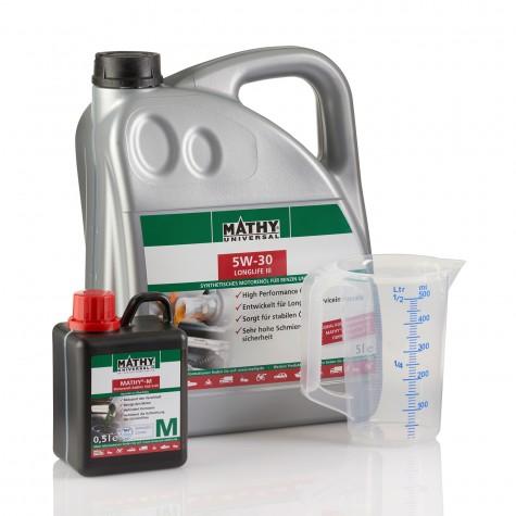 Ölwechsel-Set SAE 5W-30 Longlife III SAE 5W-30 Longlife III
