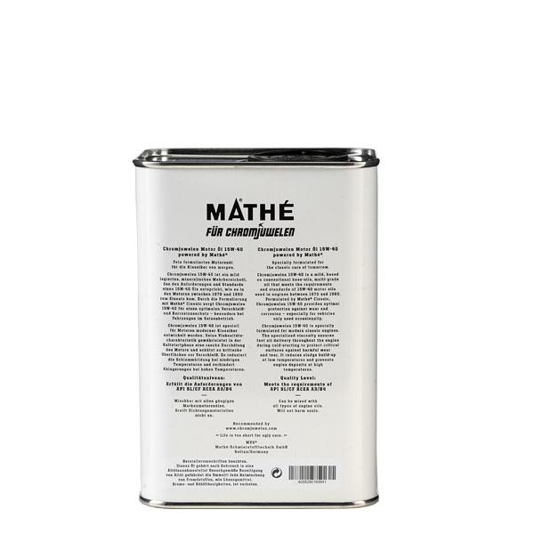 mathy onlineshop math chromjuwelen motor l 15w 40 online kaufen. Black Bedroom Furniture Sets. Home Design Ideas
